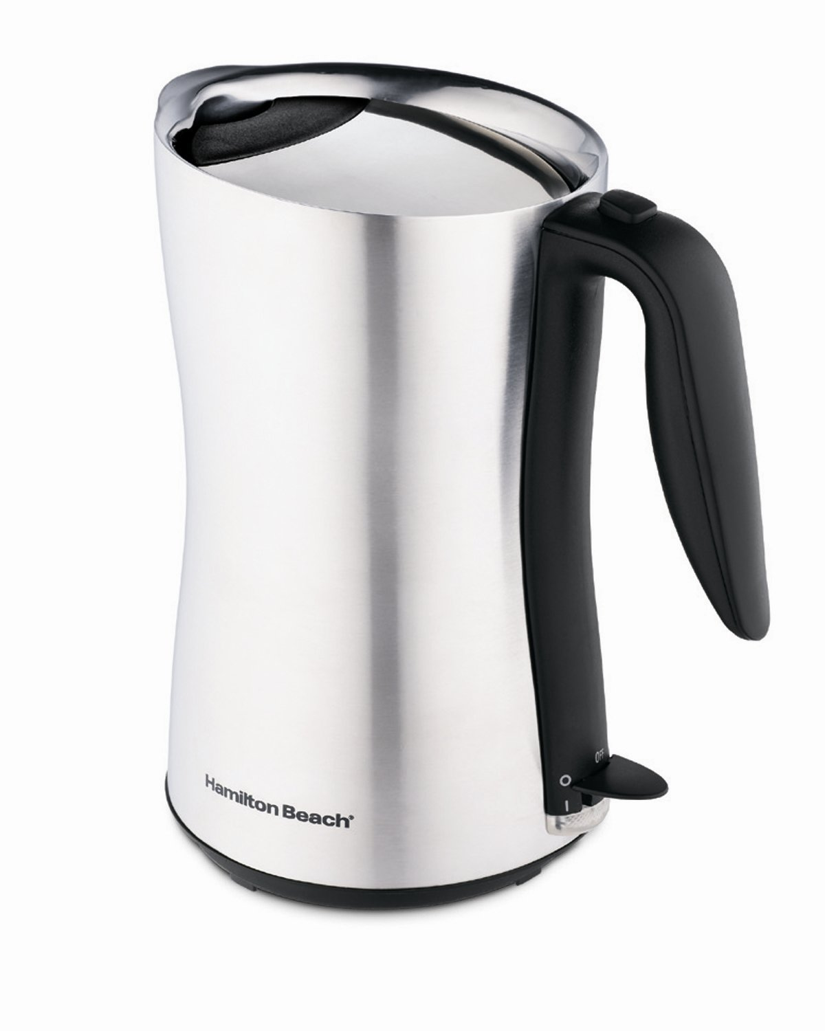 Cool Tea Kettles ~ Hamilton beach cool touch cordless kettle review