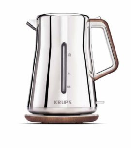 KRUPS BaW600 Silver Art Collection Cordless Electric Kettle Review