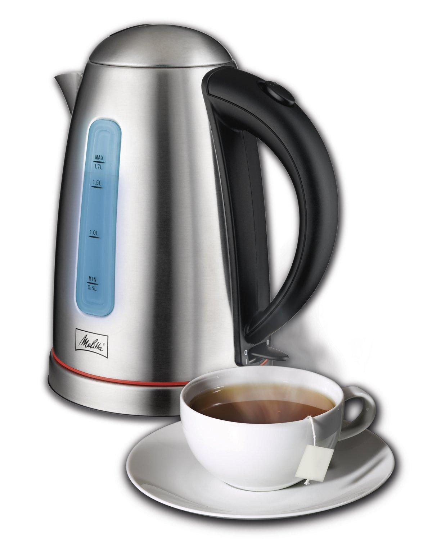 Food Electric Kettles ~ Melitta  liter kettle review
