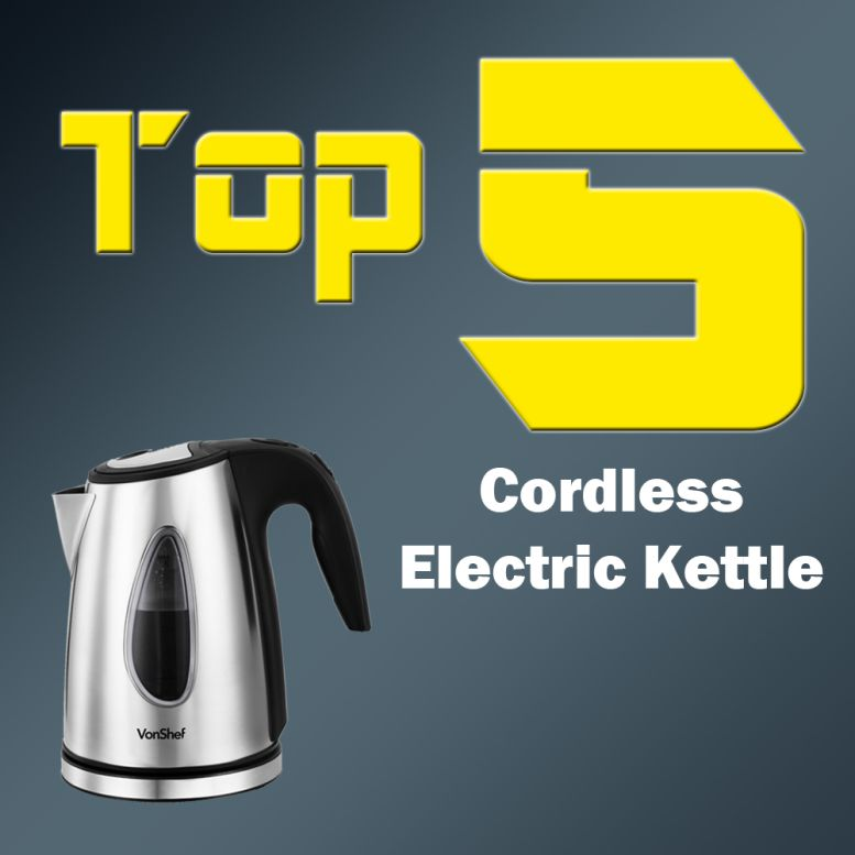 Best Cordless Electric Kettle ~ Best cordless electric kettle review and guide