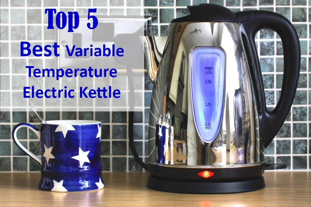 Top 5 Best Variable Temperature Electric Kettle