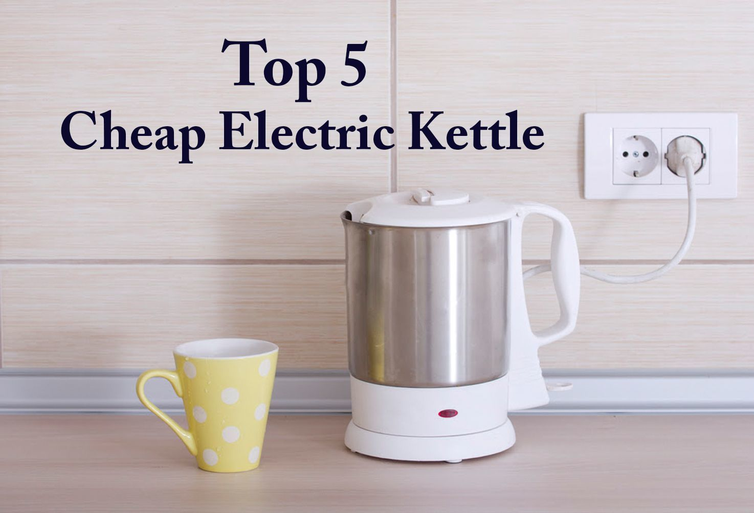 best cheap electric kettle