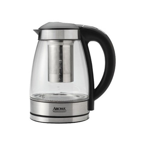 Aroma 1.7L Digital Electric Tea Kettle
