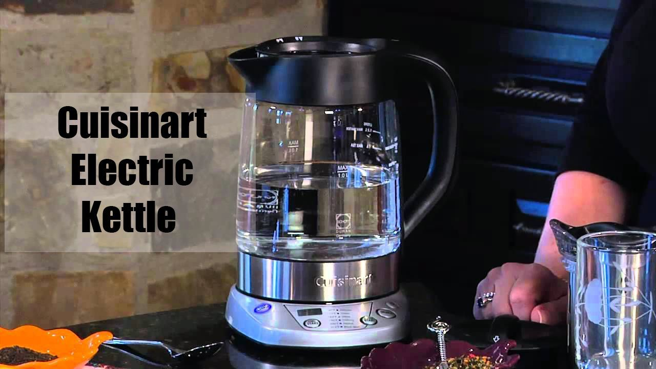 Cuisinart Electric Kettle Reviews