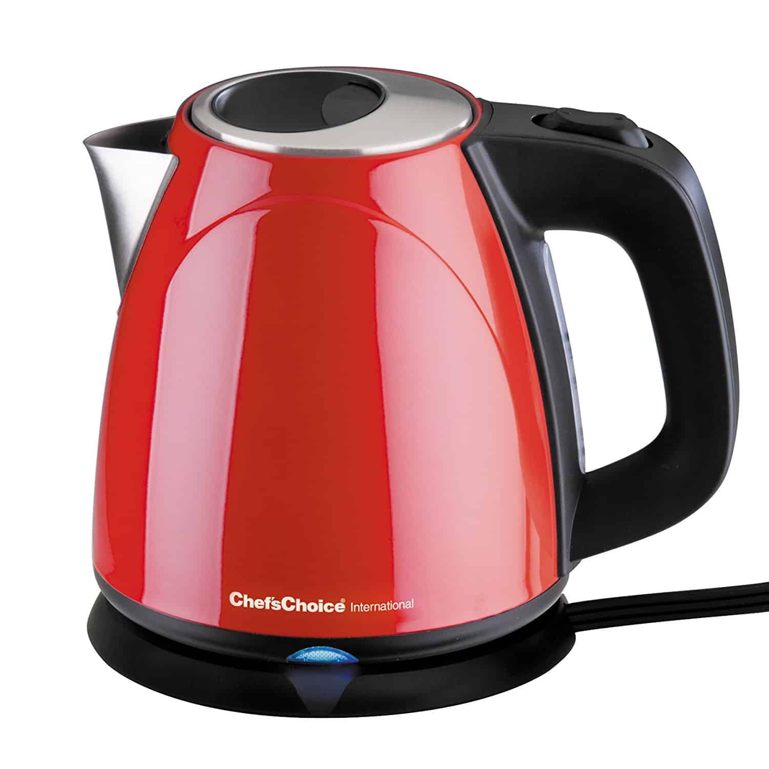 Chef's Choice 6730002 M673 International Cordless Compact Electric Kettle