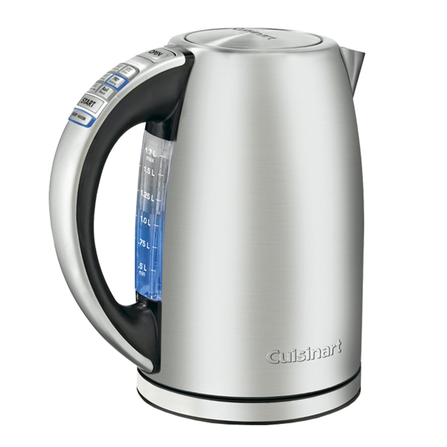 Cuisinart CPK-17 PerfecTemp 1.7-L Cordless Electric Kettle