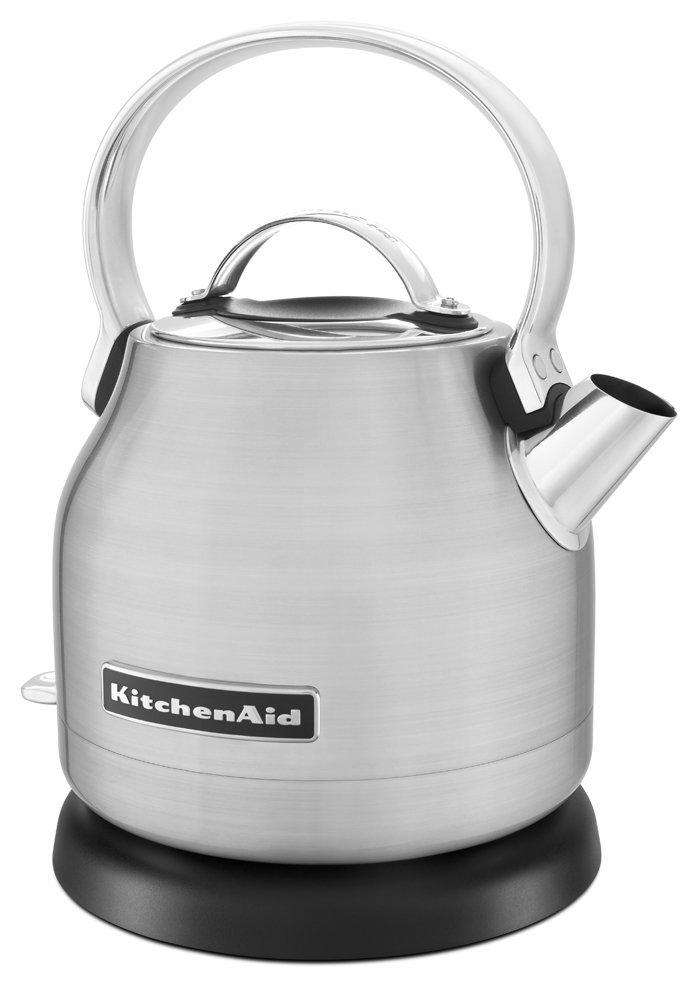 KitchenAid KEK1222SX 1.25-Liter Electric Kettle